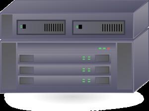 Webhosting - server